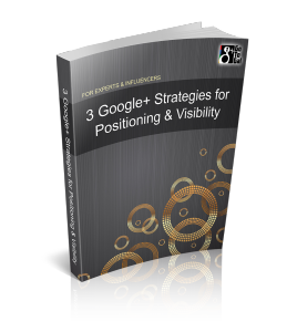 3 Google plus Strategies for Positioning and Visibility Paperback -- rendered 1000px